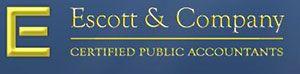 Escottand Company certified public accountant